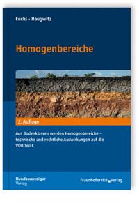 Buch: Homogenbereiche