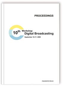 Buch: 10th Workshop Digital Broadcasting