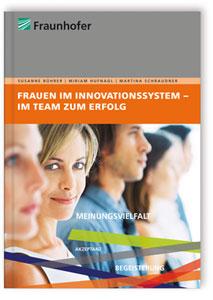 Buch: Frauen im Innovationssystem - im Team zum Erfolg