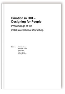Buch: Emotion in HCI -Designing for People