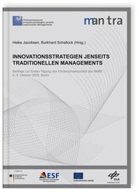 Buch: Innovationsstrategien jenseits traditionellen Managements