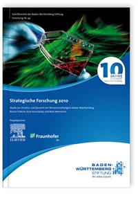 Buch: Strategische Forschung 2010