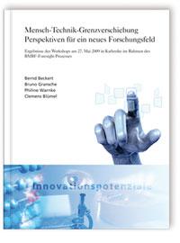 Buch: Mensch-Technik-Grenzverschiebung
