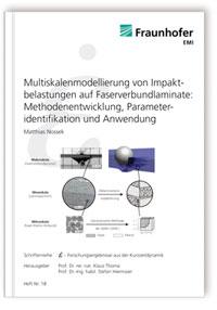 Buch: Multiskalenmodellierung von Impaktbelastungen auf Faserverbundlaminate: Methodenentwicklung, Parameteridentifikation und Anwendung