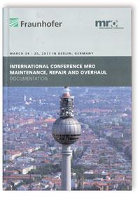 Buch: International Conference MRO