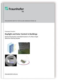 Buch: Daylight and Solar Control in Buildings