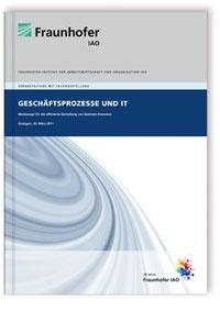 Buch: Geschäftsprozesse und IT