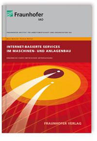 Buch: Internet-basierte Services im Maschinen- und Anlagenbau