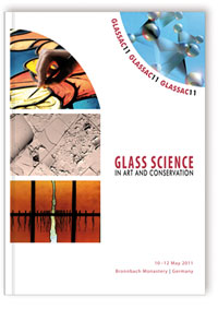 Buch: GLASSAC11 - Glass Science in Art and Conservation