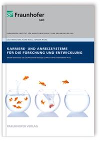 Buch: Karriere- und Anreizsysteme in Forschungs- und Entwicklungsbereichen