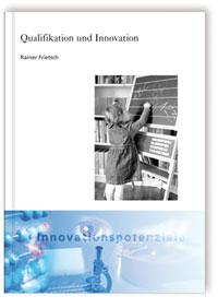Buch: Qualifikation und Innovation