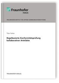 Buch: Regelbasierte Konformitätsprüfung kollaborativer Artefakte