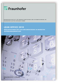 Lean Office 2010 - Frauenhofer Institut