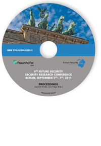Buch: Future Security 2011 Conference Proceedings. CD-ROM