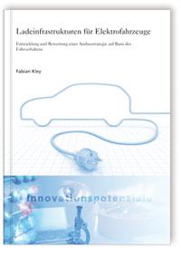 Buch: Ladeinfrastrukturen für Elektrofahrzeuge