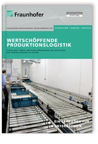 Buch: Wertschöpfende Produktionslogistik