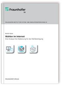 Buch: Wahlen im Internet