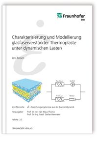 Buch: Charakterisierung und Modellierung glasfaserverstärkter Thermoplaste unter dynamischen Lasten