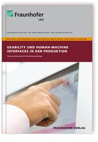 Buch: Usability und Human-Machine Interfaces in der Produktion