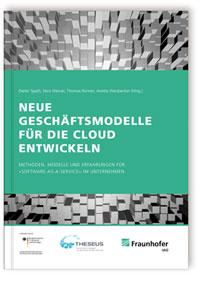 Buch: Neue Geschäftsmodelle für die Cloud entwickeln