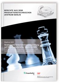 Buch: Strategische Unternehmensentwicklung auf Basis immaterieller Werte in KMU