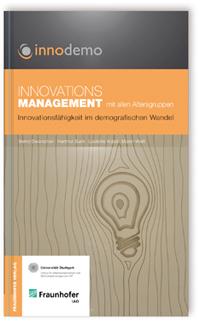Buch: Innovationsmanagement mit allen Altersgruppen