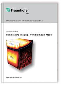 Buch: Lumineszenz-Imaging - Vom Block zum Modul