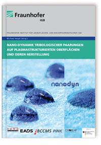 Buch: Nano-Dynamik tribologischer Paarungen auf plasmastrukturierten Oberflächen und deren Herstellung