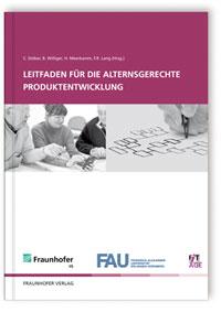 Buch: Leifaden für die alternsgerechte Produktentwicklung