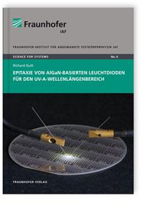 Buch: Epitaxie von AlGaN-basierten Leuchtdioden für den UV-A-Wellenlängenbereich