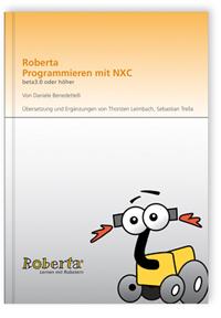 Buch: Roberta - Programmieren mit NXC