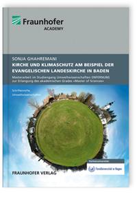 Buch: Kirche und Klimaschutz am Beispiel der Evangelischen Landeskirche in Baden