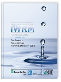 Buch: IWRM Karlsruhe 2012. Integrated Water Resources Management