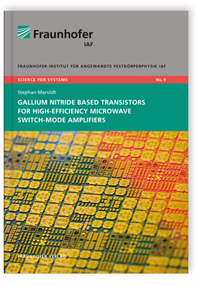Buch: Gallium Nitride Based Transistors for High-Efficiency Microwave Switch-Mode Amplifiers