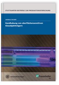 Buch: Handhabung von oberflächensensitiven Glasobjektträgern