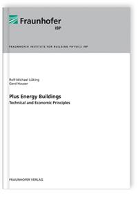 Buch: Plus Energy Buildings - Technical and Economic Principles
