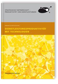 Buch: Dienstleistungsproduktivität mit Technologien