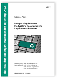 Buch: Incorporating Software Product Line Knowledge into Requirements Processes