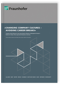 Buch: Changing Company Cultures - Avoiding Career Breaks