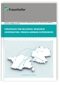 Buch: Strategies for bilateral research cooperation: French-German experience