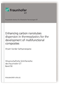 Buch: Enhancing carbon nanotubes dispersion in thermoplastics for the development of multifunctional composites