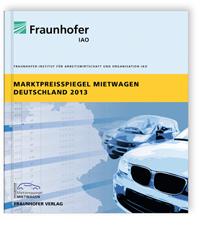 Buch: Marktpreisspiegel Mietwagen Deutschland 2013