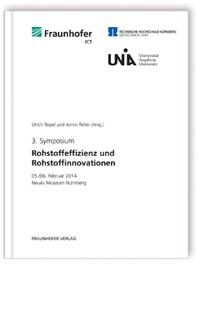 Buch: 3. Symposium Rohstoffeffizienz und Rohstoffinnovationen