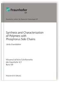 Buch: Synthesis and Characterization of Polymers with Phosphorus Side Chains