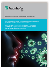 Buch: Influenza pandemic in Germany 2020