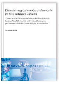 Buch: Dienstleistungsbasierte Geschäftsmodelle im Verarbeitenden Gewerbe