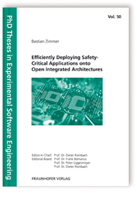 Buch: Efficiently Deploying Safety-Critical Applications onto Open Integrated Architectures