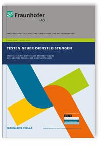 Buch: Testen neuer Dienstleistungen