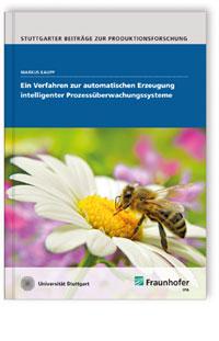 Buch: Ein Verfahren zur automatischen Erzeugung intelligenter Prozessüberwachungssysteme