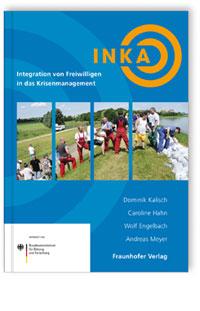 Buch: Integration von Freiwilligen in das Krisenmanagement